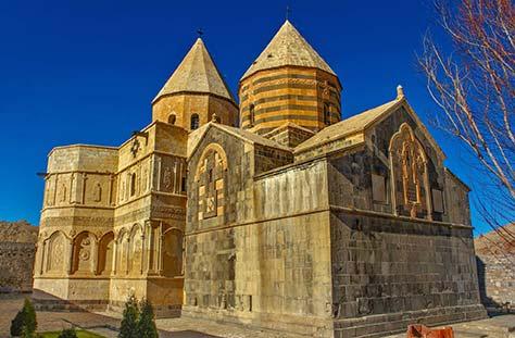 کلیسای تادئوس مقدس ( قره کلیسا )