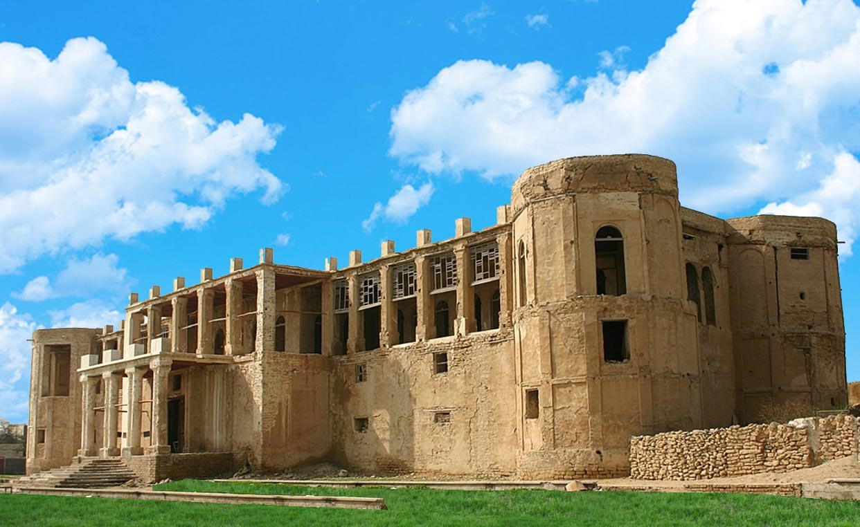 عمارت ملک بوشهر