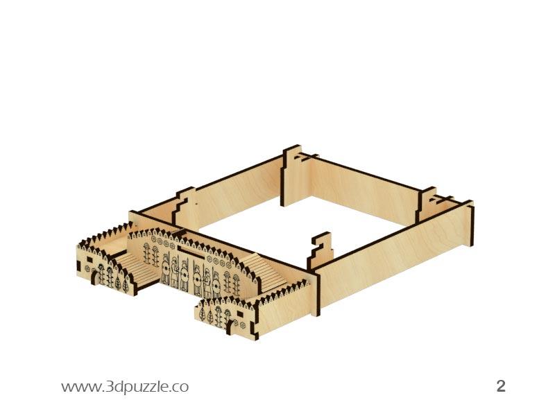 کاخ دروازه ملل مینی