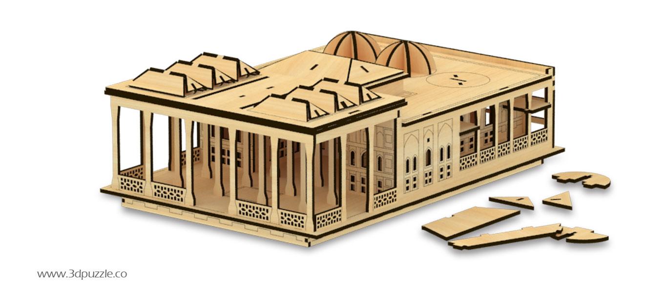 کاخ چهلستون اصفهان
