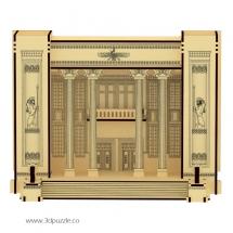 پازل سه بعدی بانک ملی ایران