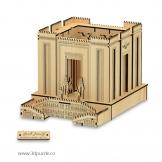 پازل سه بعدی کاخ دروازه ملل تخت جمشید