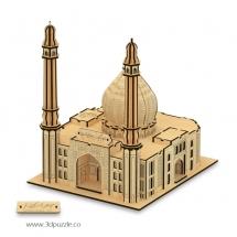 پازل سه بعدی مسجد مقدس جمکران