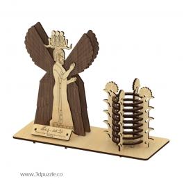 محصولات سفارشی جامدادی فرشته بالدار