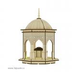 سقاخانه اسماعیل طلایی چراغ دار